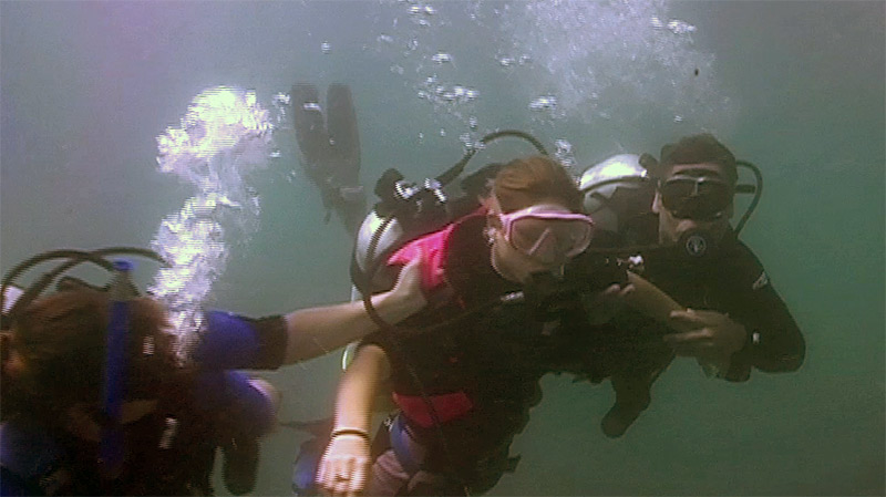 Scuba diving tv shows